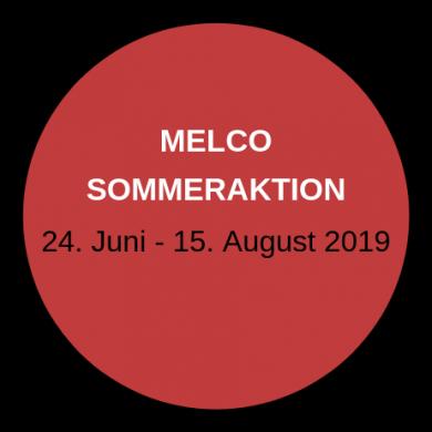 Melco Sommeraktion