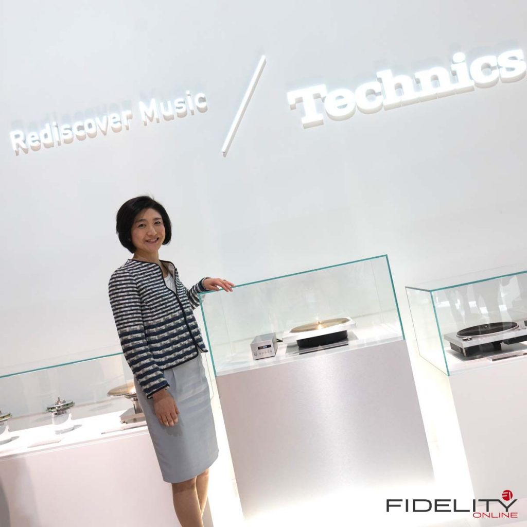 Michiko Ogawa Director Technics IFA Berlin 2017