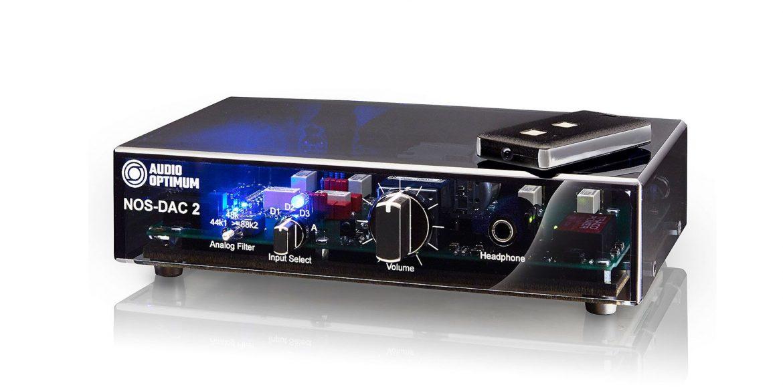 Audio Optimum NAS-DAC 2