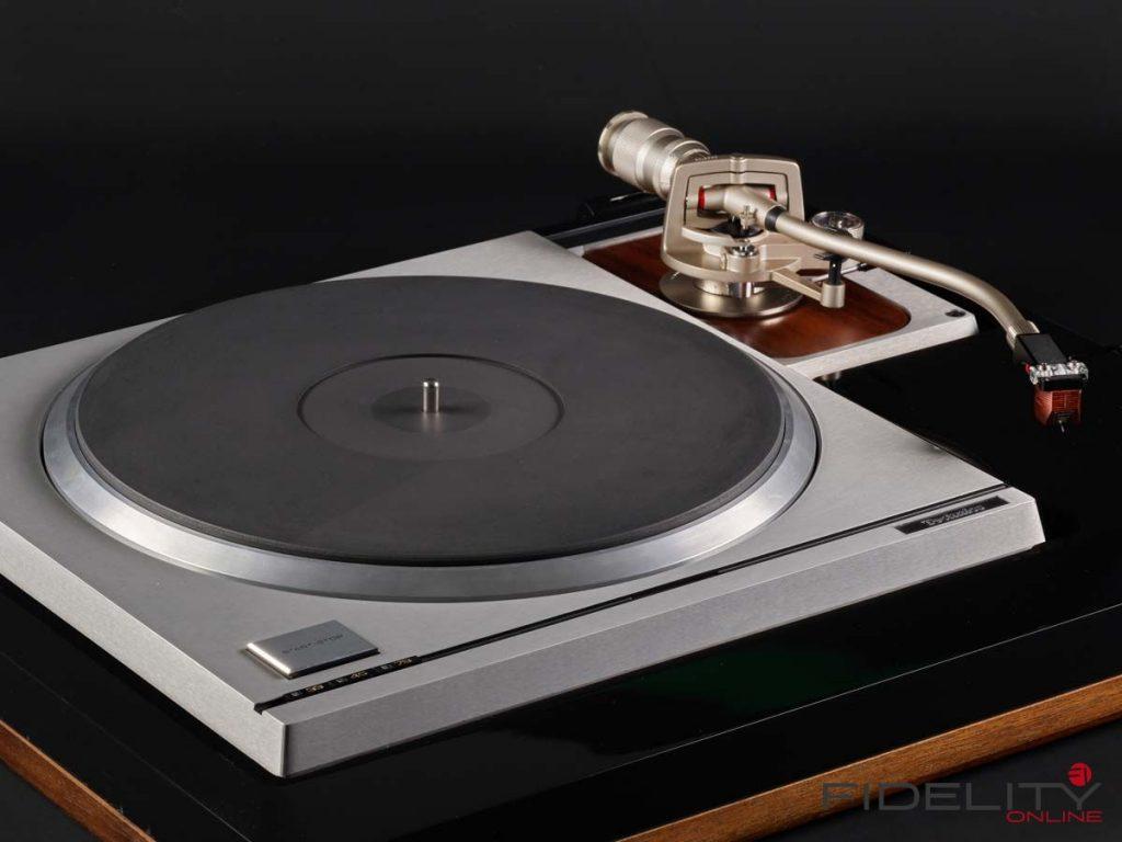 Oswalds Mill Audio Graphite Mat Plattentellerauflage