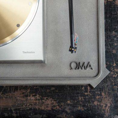 Oswalds Mill Audio Plattenspielerzarge für Technics