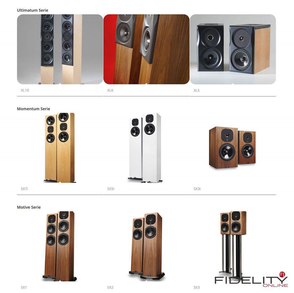 Neat Acoustics Produkte