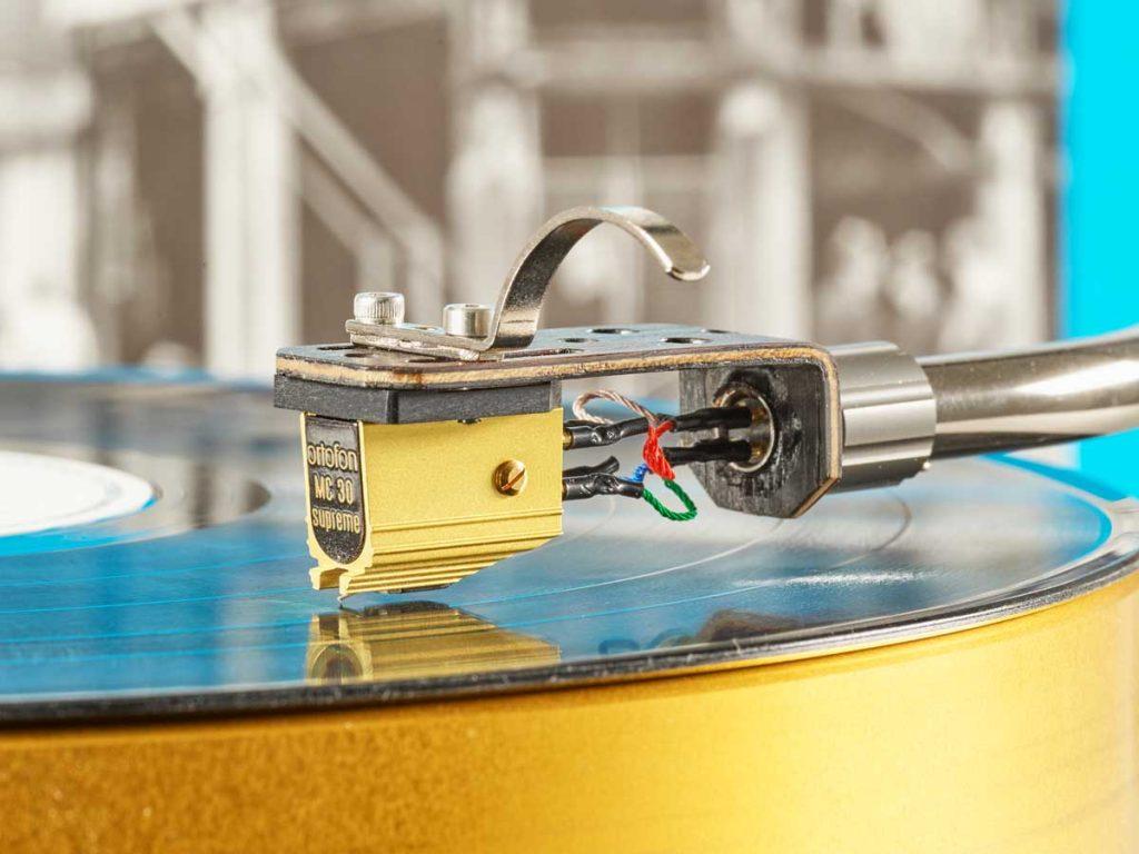 Stein Music Ametrin-1Headshell nach SME-Standard