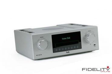 T+A MP 3100 HV Digitaler Multisource-SACD-Player mit USB DAC, Netzwerk Funktionalität, Bluetooth-Streamingmodul und FM-Tuner