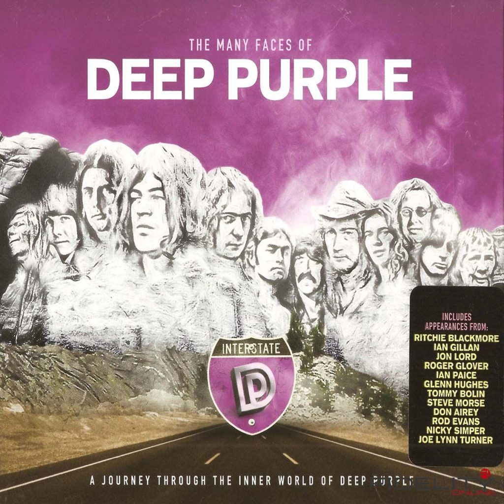 The Many Faces of Deep Purple