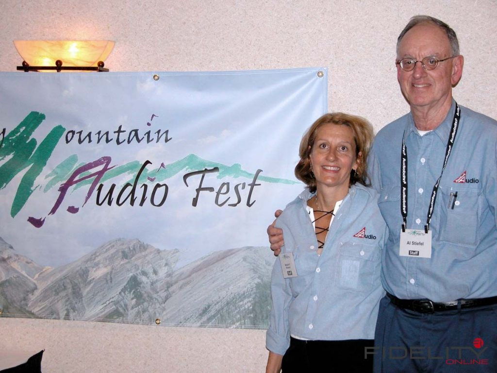 Who is Who in High Fidelity - Rocky Mountain Audio Fest