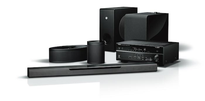 Yamaha MusicCast Family