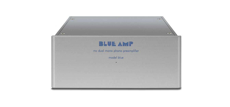 Blue Amp bei Audiotrade
