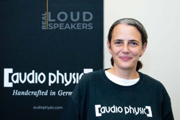 Audio Physic Claudia Sommer