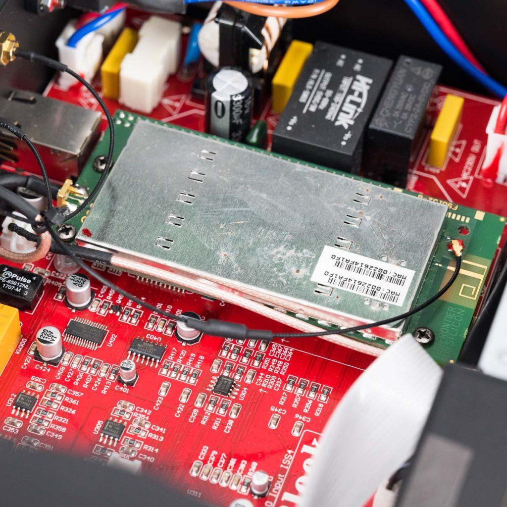 Block CVR 10 CD-Netzwerk-Receiver (11)