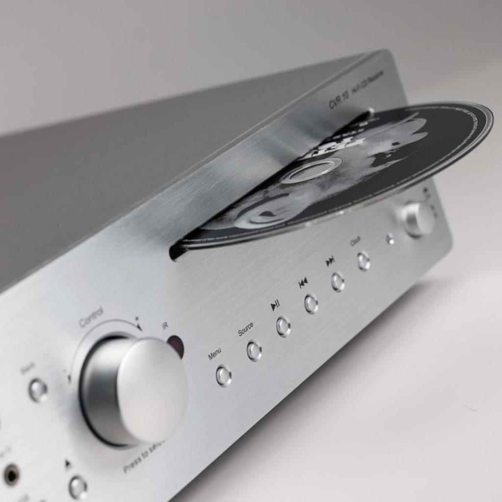 Block CVR 10 CD-Netzwerk-Receiver (15)