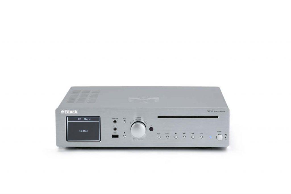 Block CVR 10 CD-Netzwerk-Receiver (2)