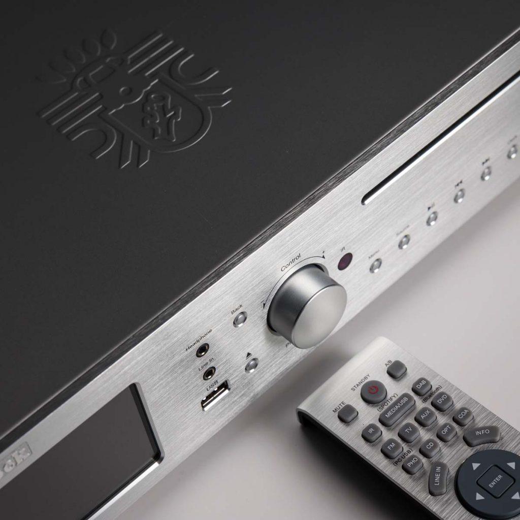 Block CVR 10 CD-Netzwerk-Receiver (20)