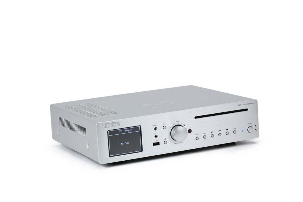 Block CVR 10 CD-Netzwerk-Receiver (3)