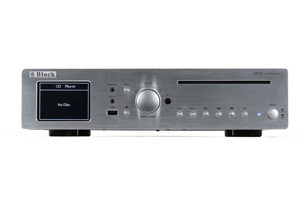 Block CVR 10 CD-Netzwerk-Receiver (5)
