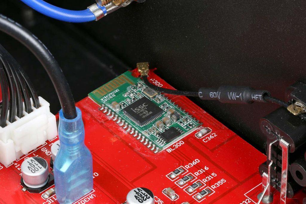 Block CVR 10 CD-Netzwerk-Receiver (9)
