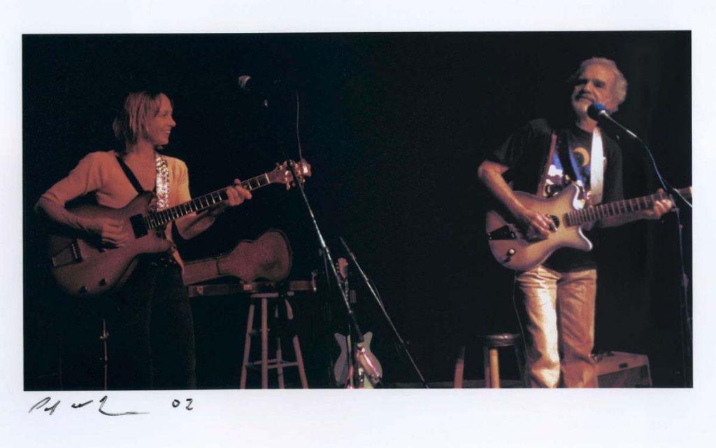Christine + JJ Cale 5