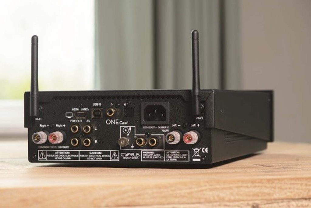 Cyrus ONE Cast Smart Audiosystem