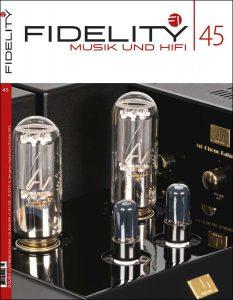 FIDELITY 45 Titelbild