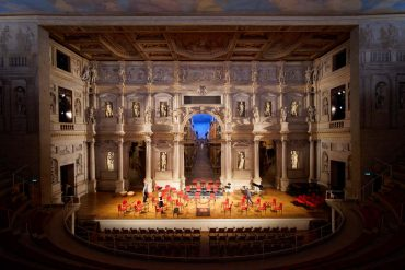 Hörsäle der Welt, Teatro Olimpico, Vicenza