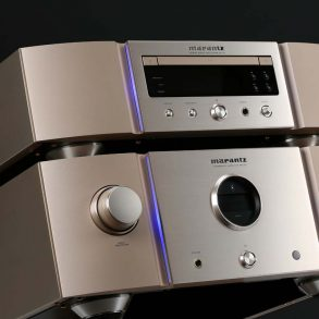 Marantz SA-10 SACD-Player plus PM-10 Vollverstärker