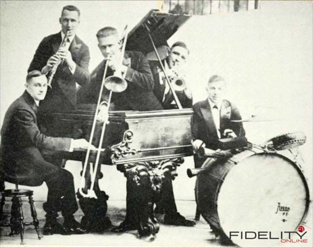 Original Dixieland Jazz Band Nick LaRocca (1)