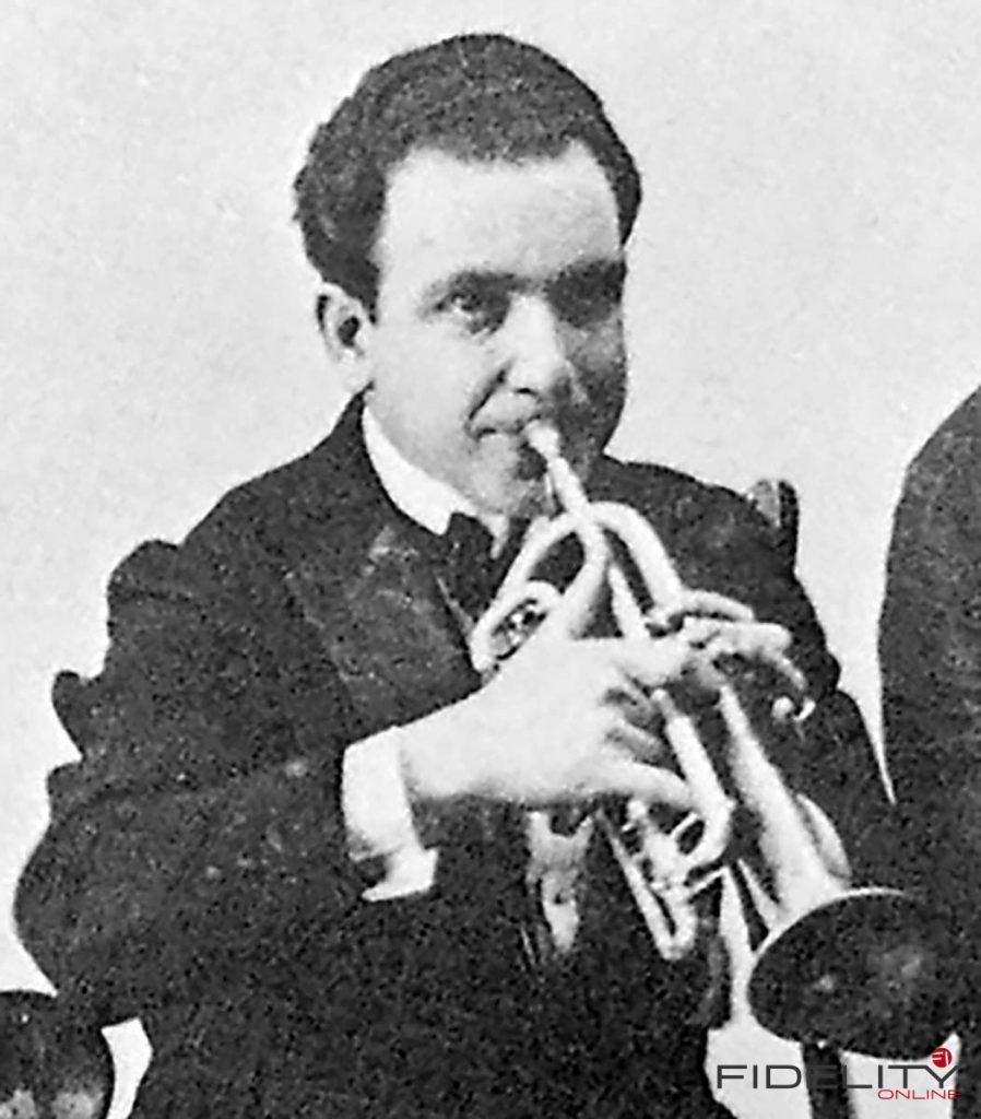Original Dixieland Jazz Band Nick LaRocca (3)