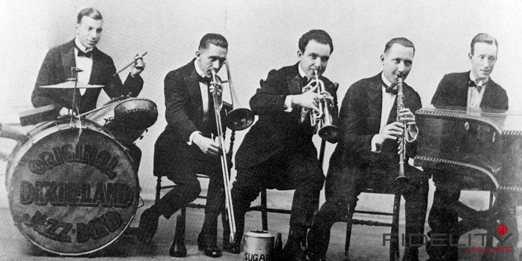 Original Dixieland Jazz Band Nick LaRocca (4)