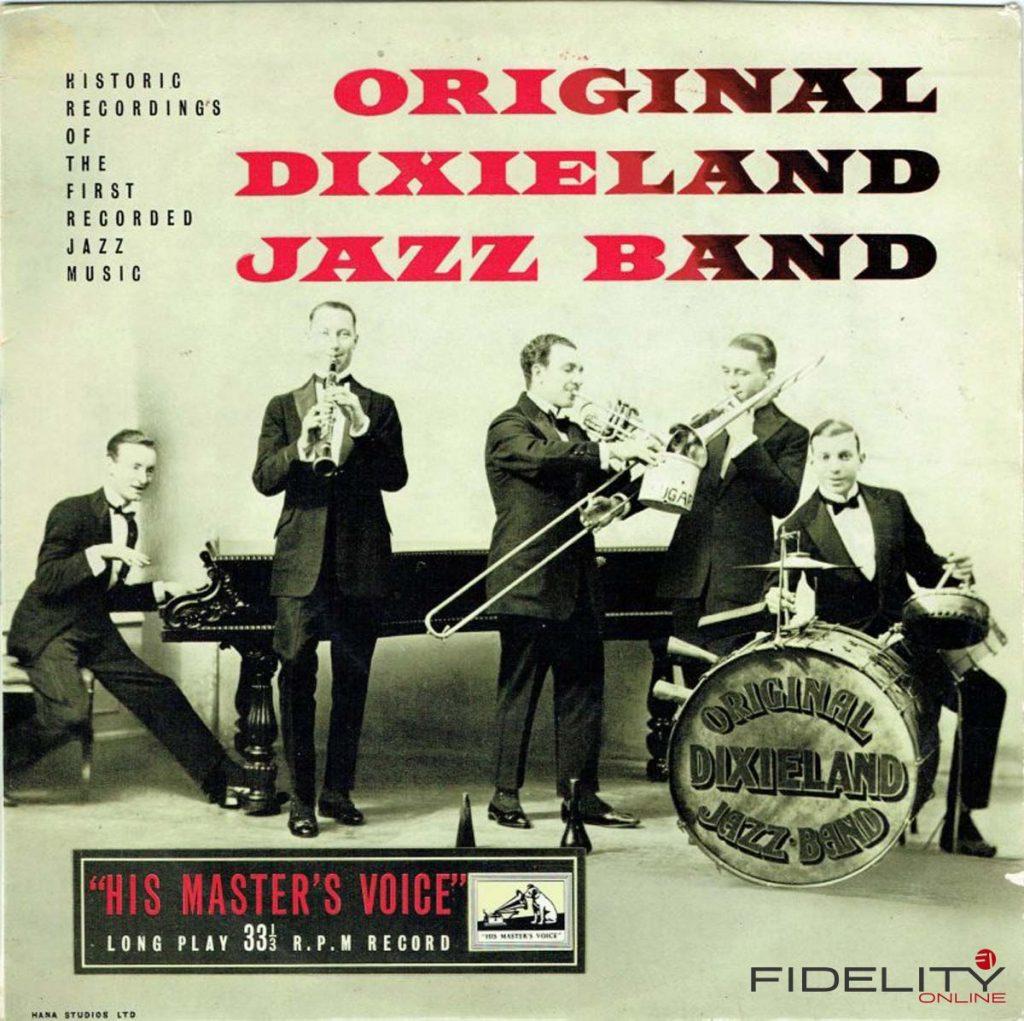 Original Dixieland Jazz Band Nick LaRocca (5)