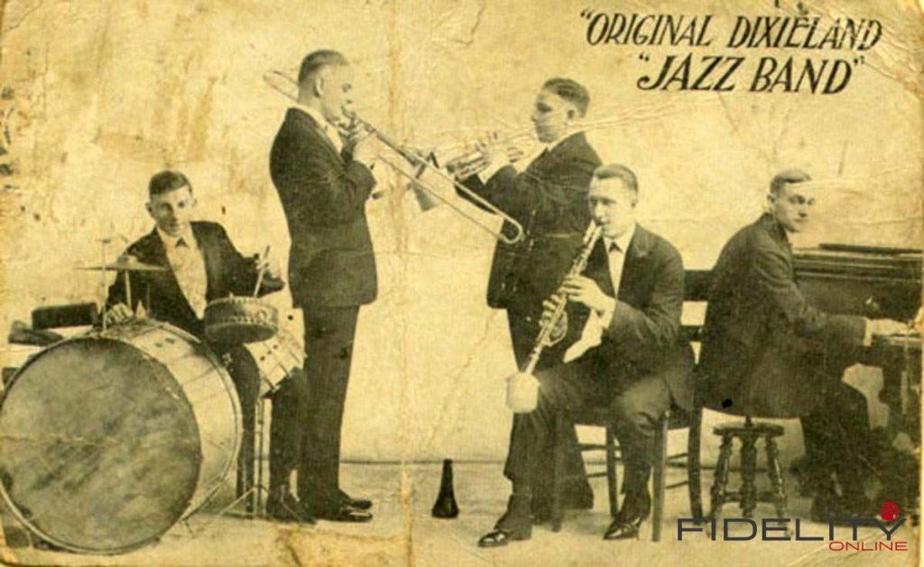 Original Dixieland Jazz Band Nick LaRocca (6)