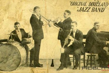 Original Dixieland Jazz Band Nick LaRocca