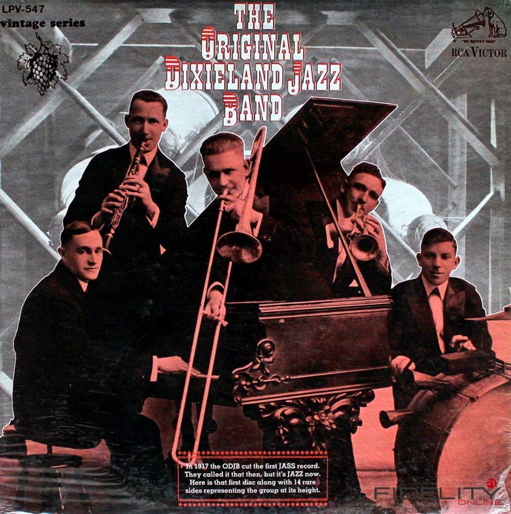 Original Dixieland Jazz Band Nick LaRocca (7)