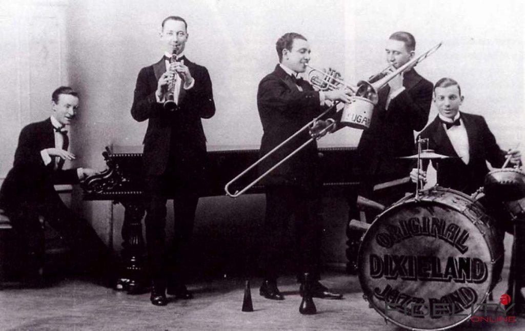 Original Dixieland Jazz Band Nick LaRocca (8)