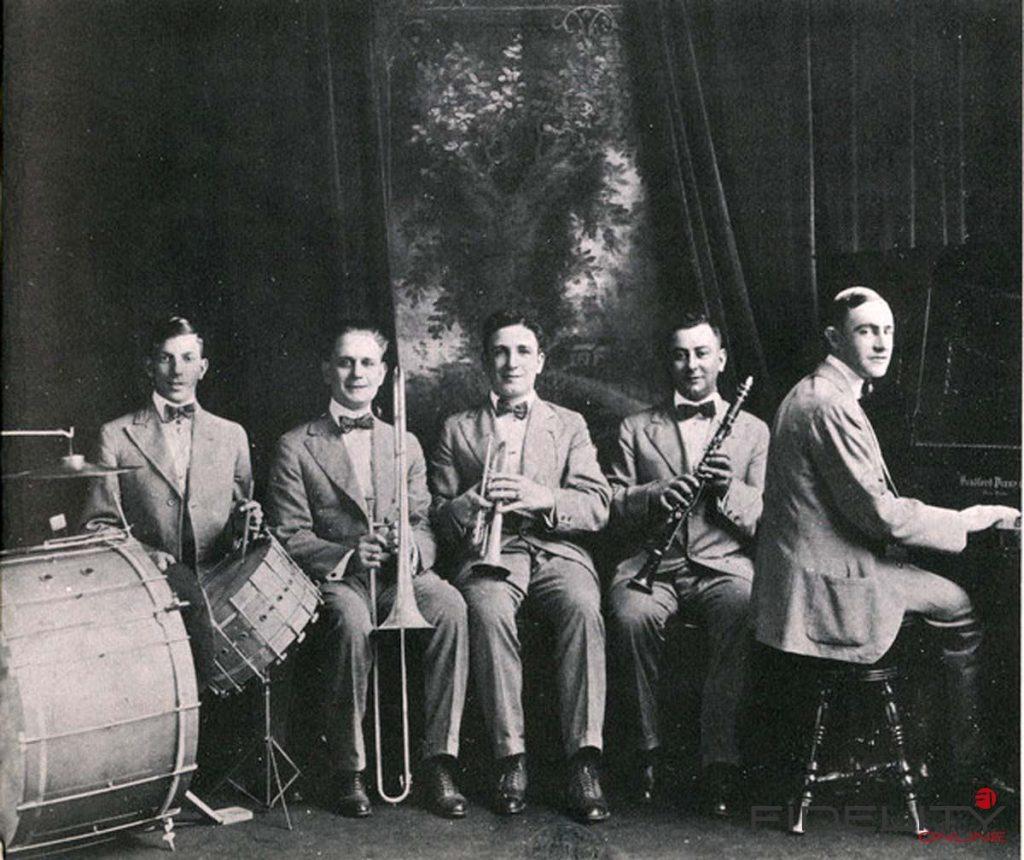Original Dixieland Jazz Band Nick LaRocca (9)