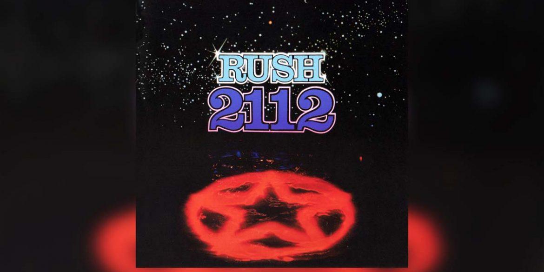 Rush, 1976 - 2112