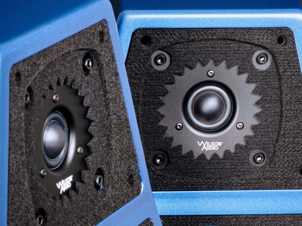 Wilson Audio Sacha DAW Detail