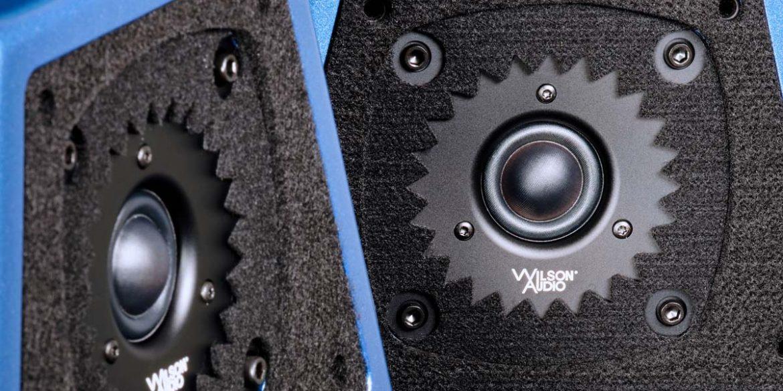 Wilson Audio Sasha DAW Detail