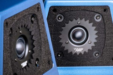 Wilson Audio Sasha DAW Detail