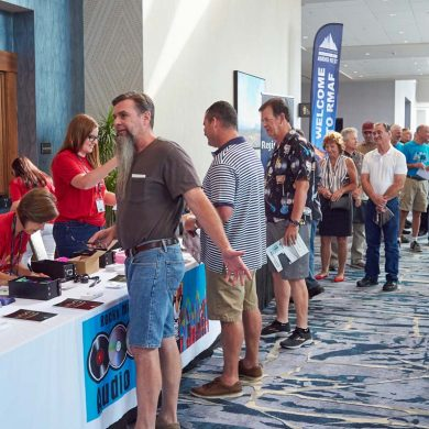 Rocky Mountain Audio Fest (RMAF) 2019 at the Gaylord Hotel Denver by Danny Kaey