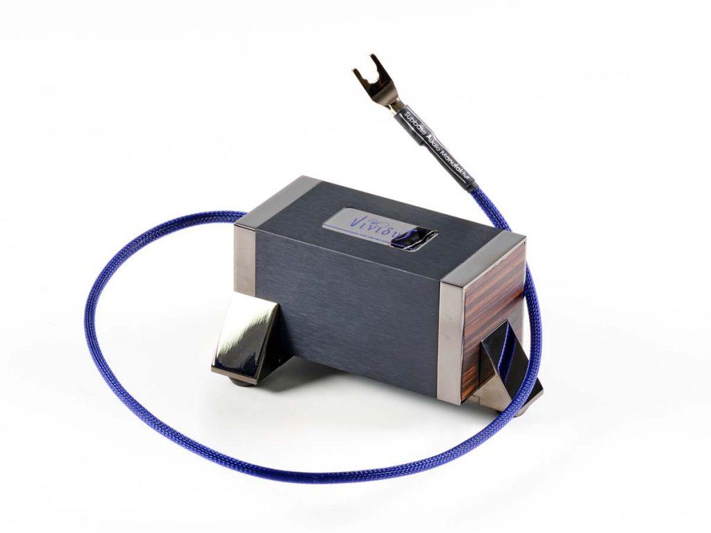 Subbase Vividus Ground Box Passive Noise Reduction System