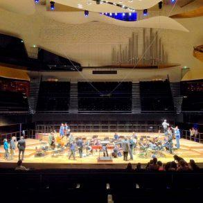 Hörsäle der Welt, Philharmonie de Paris