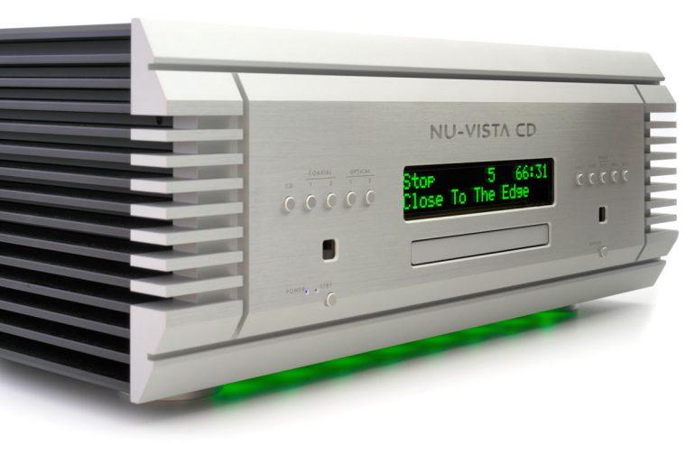 Musical Fidelity Nu-Vista CD-Player