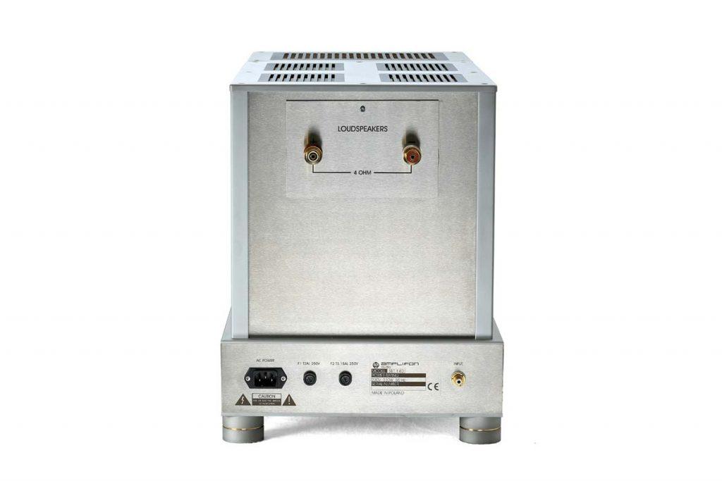 Amplifon Audio SET 140 Single Ended Triode Amplifier