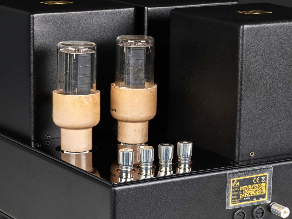 Audio Note Tomei Kensai Endverstärker