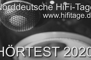Norddeutsche HiFi Tage 2020