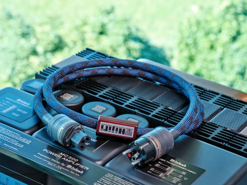 Combak Corporation Hijiri Power Kabel