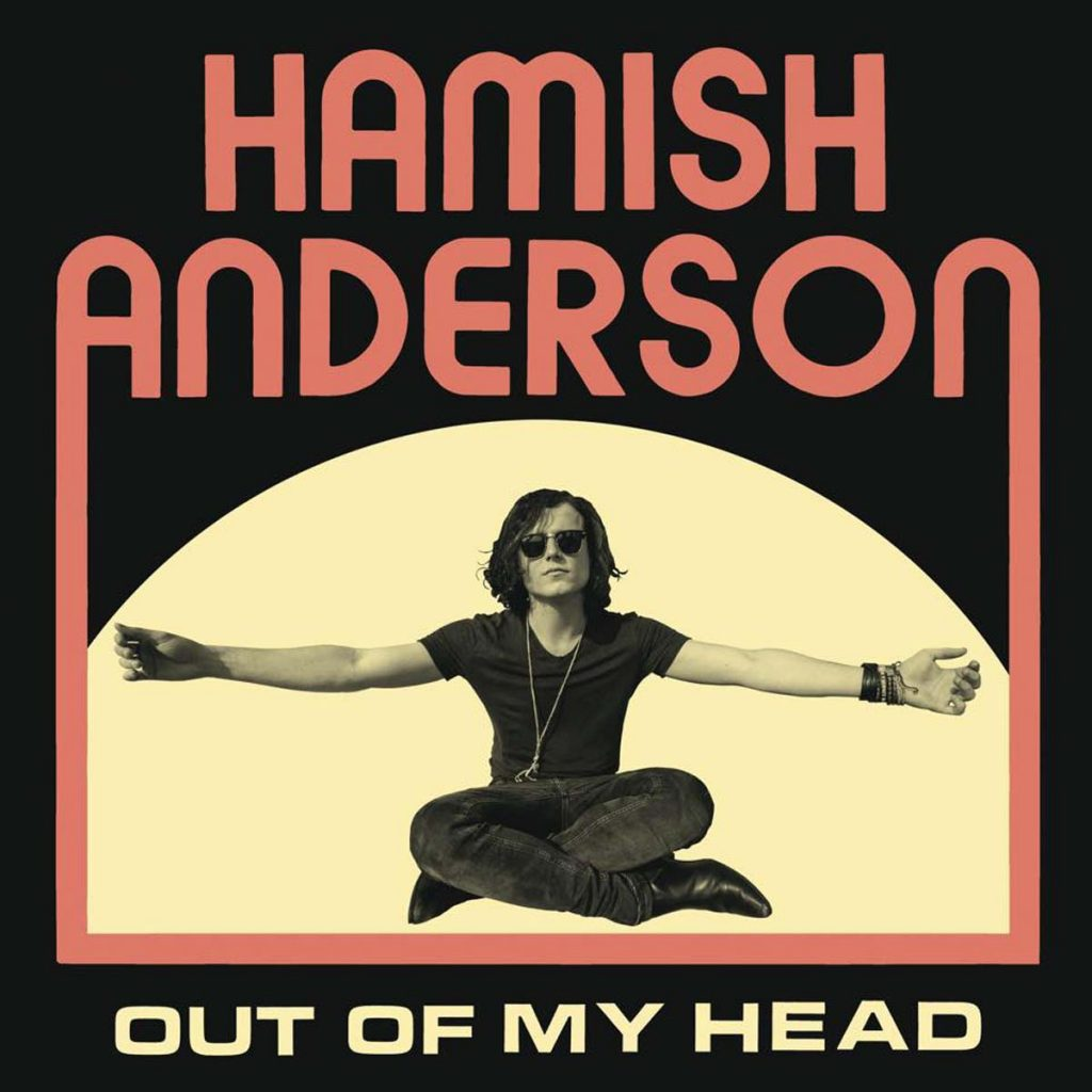 Prof. Ps Rhythm and Souls Revue - Anderson Out of my Head