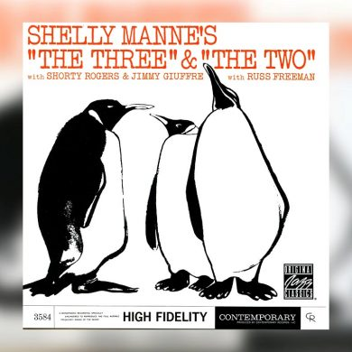 Shelly Manne's The Three & The Two