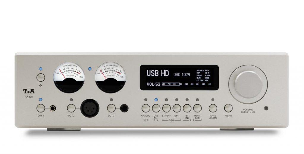 T+A HA-200 Kopfhörerverstärker