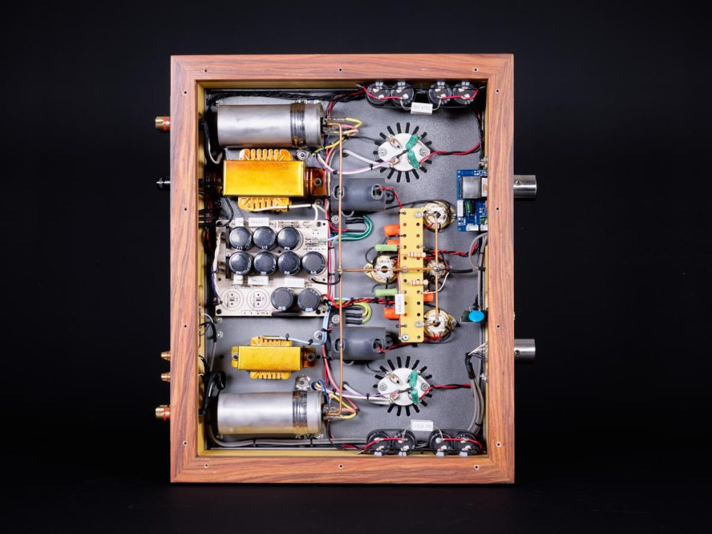 Thivan Labs 811 Vollverstärker